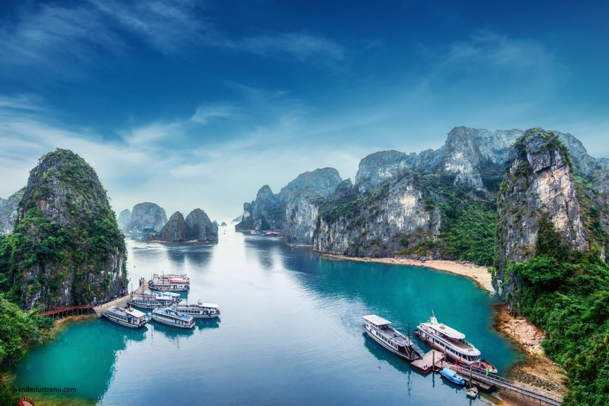 EXOTIC AND COMPELLING VIETNAM
