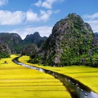 HOA LU AND TAM COC ADVENTURE: VIETNAM
