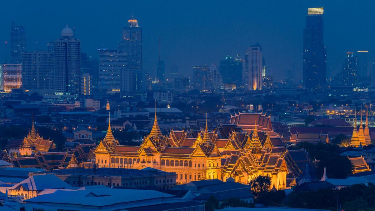 15 PLACES TO VISIT IN BANGKOK