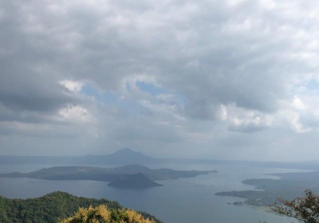 Taal Volcano Taal Lake Tagaytay