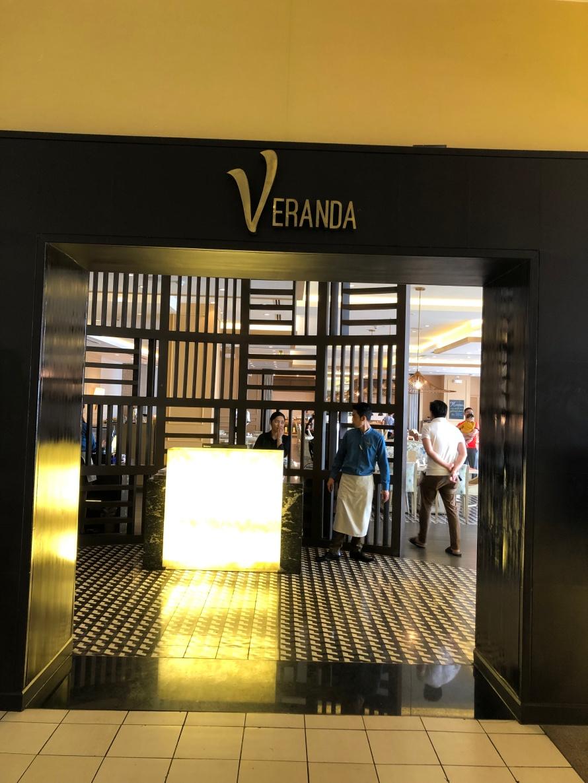 Cafe Veranda Tagaytay